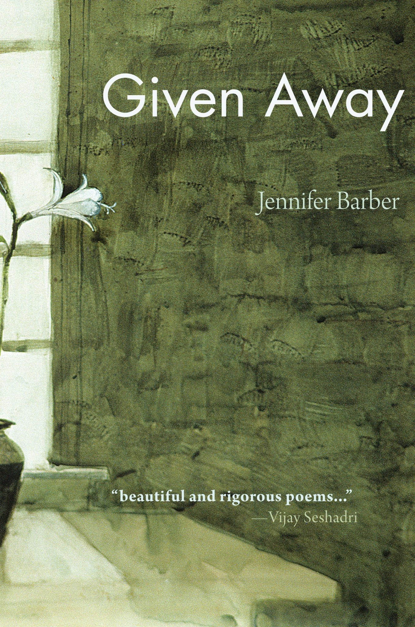 Cover of Given Away by Jennifer Barber